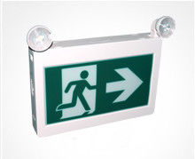 Emergency exit signs , led emergency lamp application corridor , wire - proof design